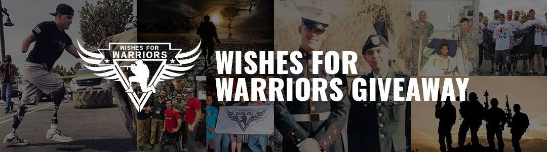 wishes for warriors giveaway
